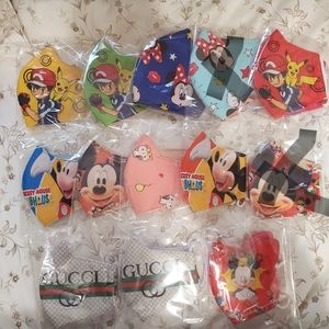 Adult and kids mask